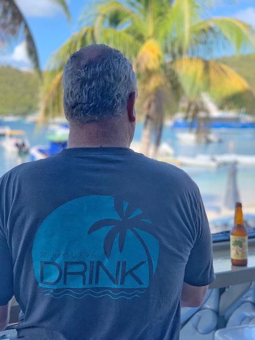 Drink Logo Tee