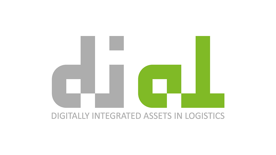 Digitally integrated assets in logistic - Logo
