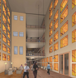 Stockholm Public Library Studio