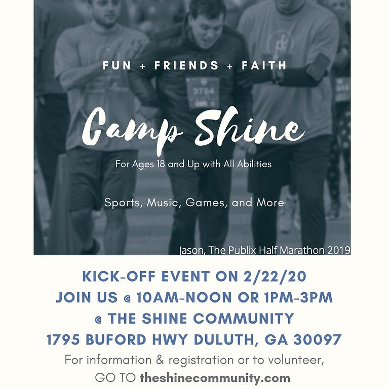 Camp Shine