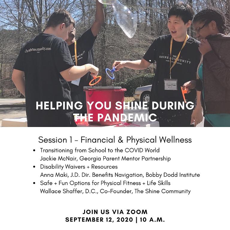 Helping You Shine