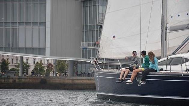 Navega en velero privado
