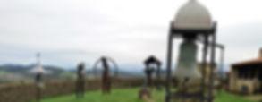 Finca de las campanas de Vierna en Cantabria donde organizamos visitas para conocer trabajos artesanos