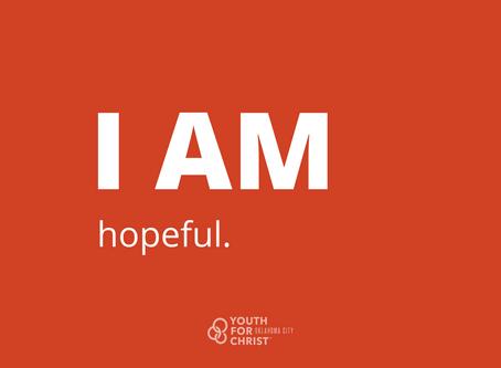 I am hopeful.