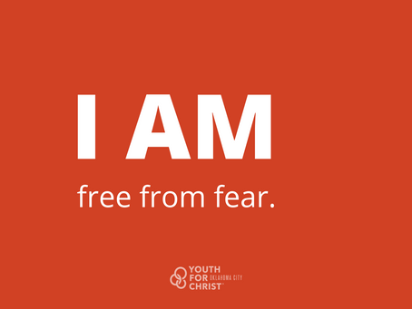 I am free from fear.