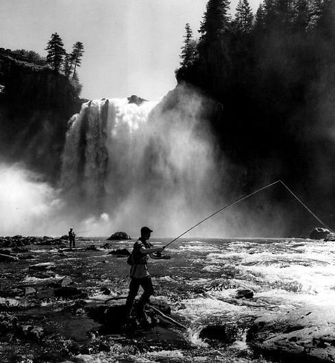 Fishing 1962 Snoqulamie Falls1020x1106.j