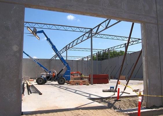 RMC Concrete Steel Framing