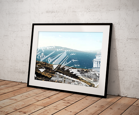 City and Island: New Limited Edition Print