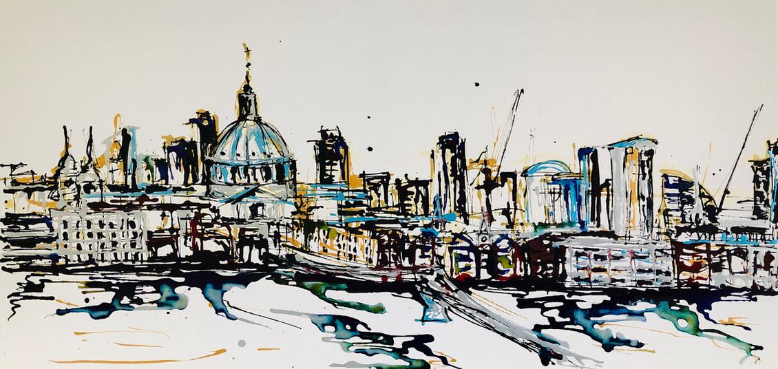 Blackbirds Over London