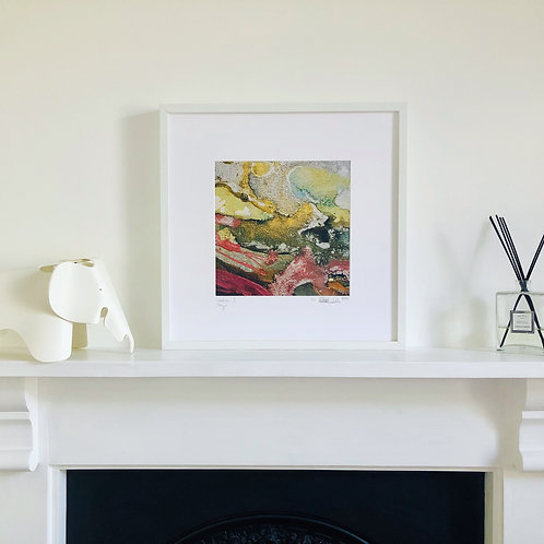 London Sky: Limited Edition Detail Print I