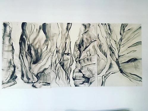 Canyon: Original Painting