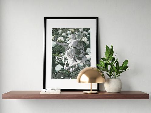 Parisian Rose: New Limited Edition Print