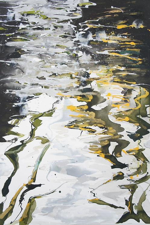 River Stour I: Original Painting