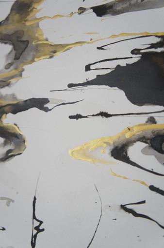Gold Stream Detail