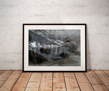 Aqua Palais Royale: New Limited Edition Print