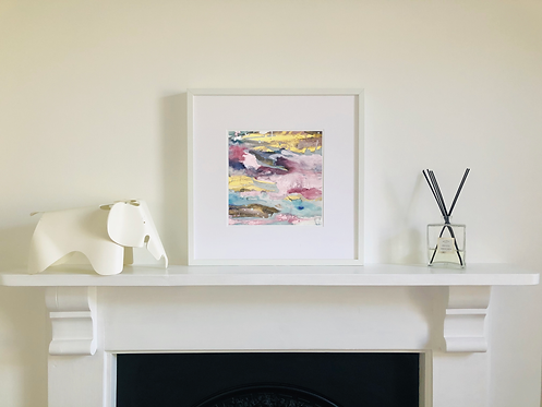 Pink Morning: Limited Edition Detail Print II