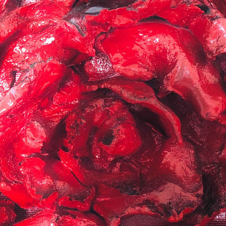Roses Are Red Detail