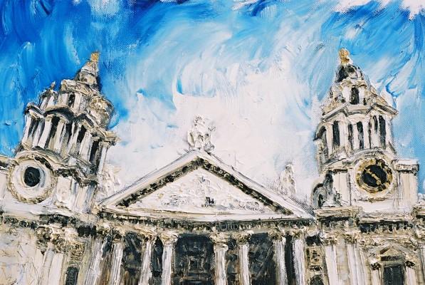St.Pauls Detail