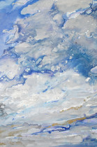 Blue Sky Detail