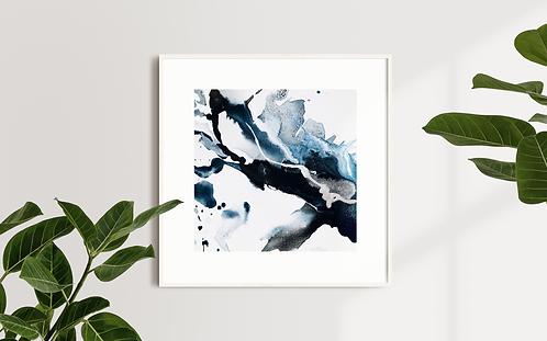 Faccini Sky I: Limited Edition Print