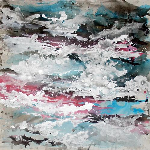 Silver Summer: Original Painting