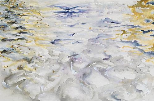 Liquid Sky: Original Painting