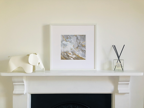 Metal Cloud: Limited Edition Print