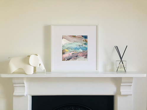 Pink Morning: Limited Edition Detail Print III