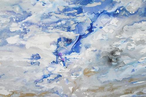 Blue Sky: Original Painting