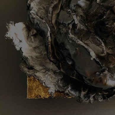 Gold Rose Detail