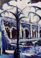 St Jeronimo's Monastery I: Original Painting