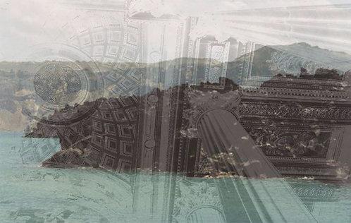 The Two Empires: Original Digital Montage