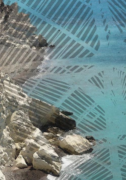 Angular Nature: Original Digital Montage