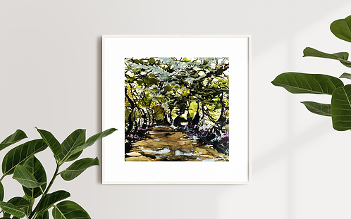 The Path To Reverie: Limited Edition Print
