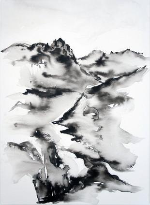 Aeriel Mountain