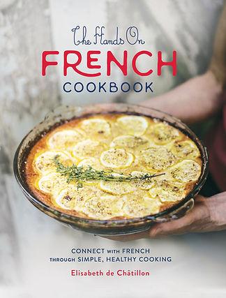 Hands On French Cookbook FRONT CVR FINAL
