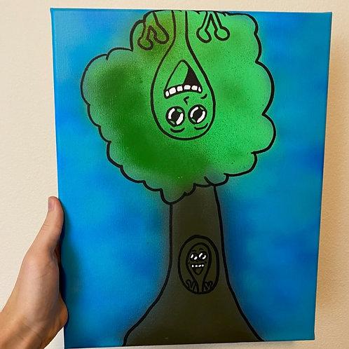 Peek-A-Tree