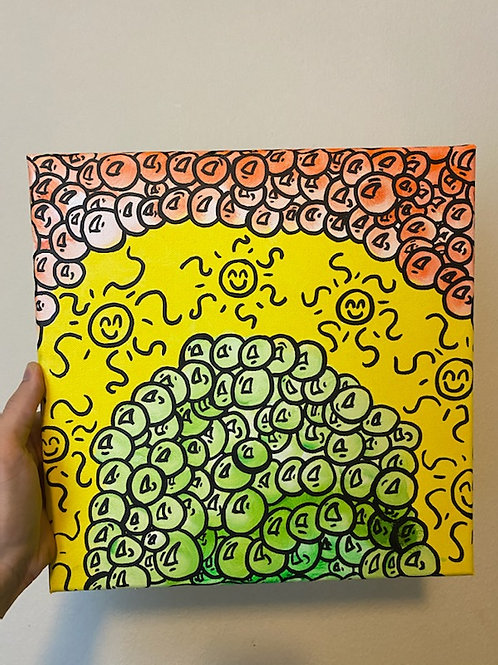 Untitled Bubbly Series