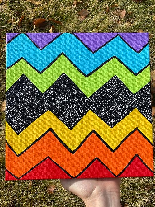 Rainbow Ridges