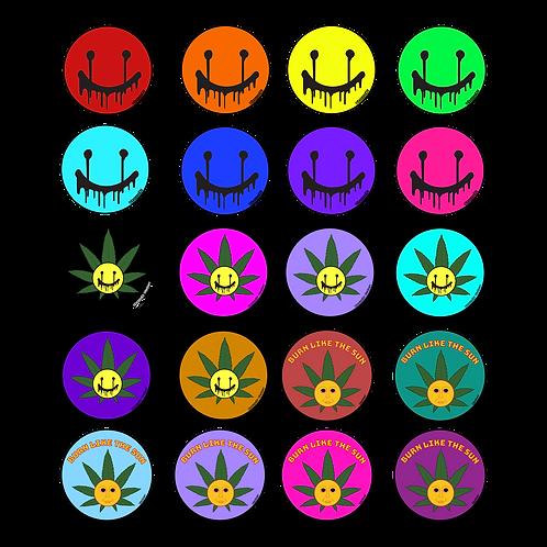Variety Sticker Pack
