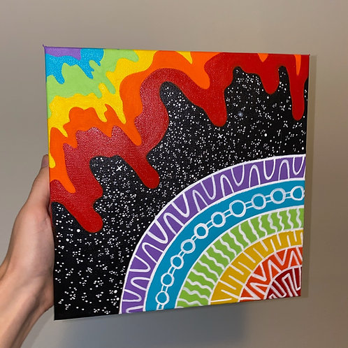 Untitled Rainbow Jammer Collab