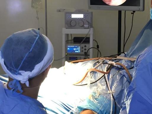 Arthroscopic anterior cruciate ligament reconstruction with all-inside® technique
