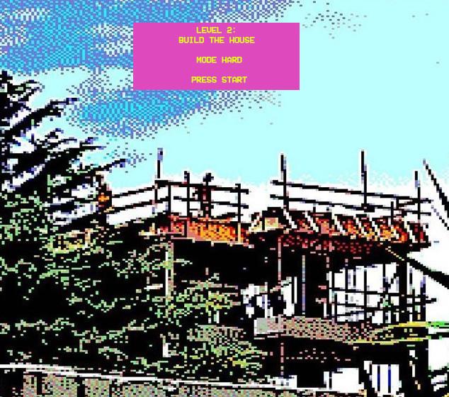 Build the house