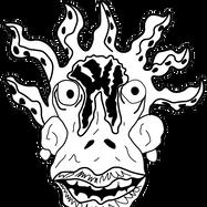 El Increíble hombre cabeza de tentáculos