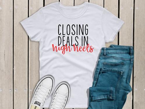 """""""Closing Deals"""""""