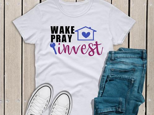 """""""Wake Pray"""""""