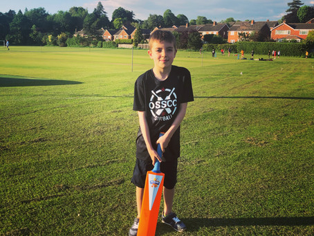 Oldswinford Cricket under 9's
