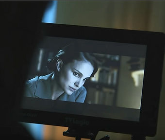 BTS of Natalie Portman's feature, directed by Mika Orr