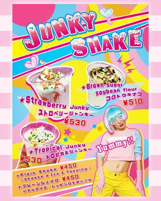 JUNKY SHAKE