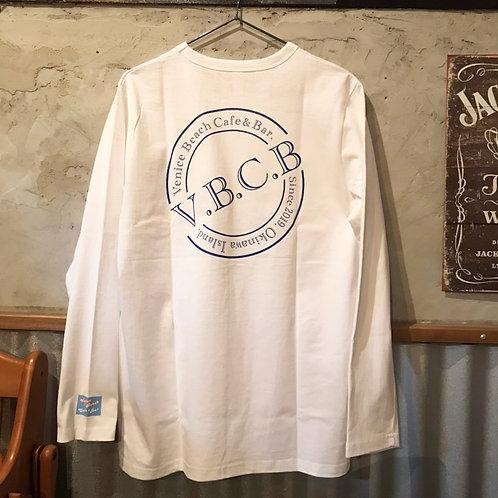 ロングTシャツ ( WHITE )